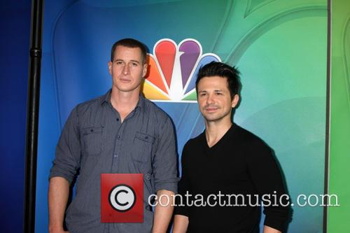 Brendan Fehr and Freddy Rodriguez 3