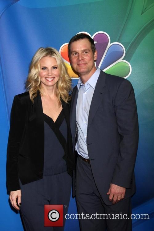 Monica Potter and Peter Krause