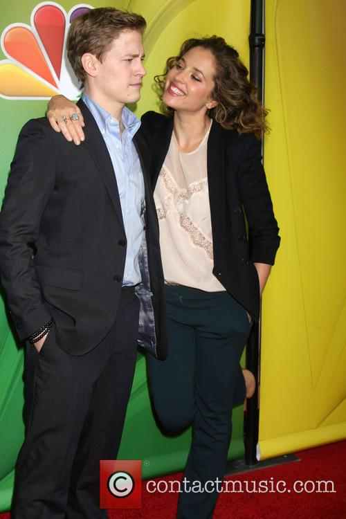 Gavin Stenhouse and Margarita Levieva 7