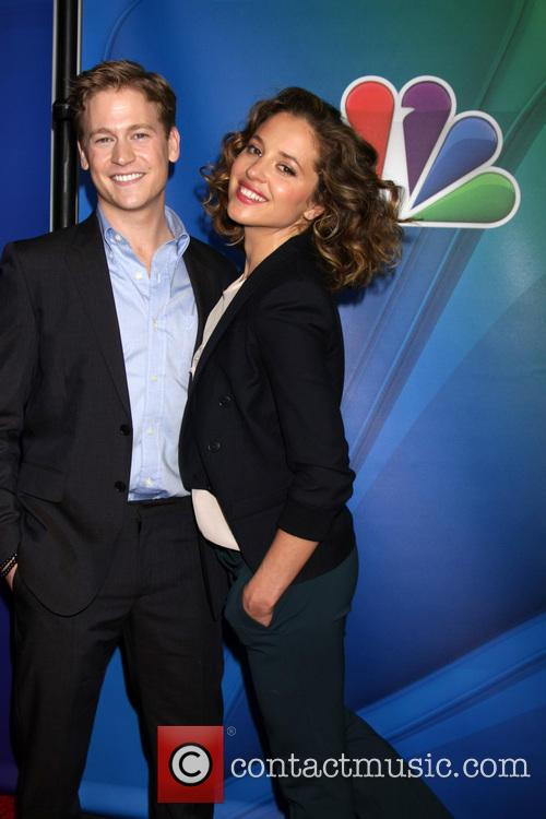 Gavin Stenhouse and Margarita Levieva 8