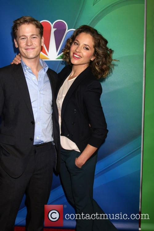 Gavin Stenhouse and Margarita Levieva 9