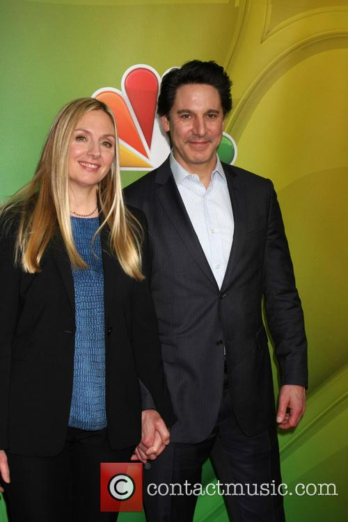 Hope Davis and Scott Cohen 3