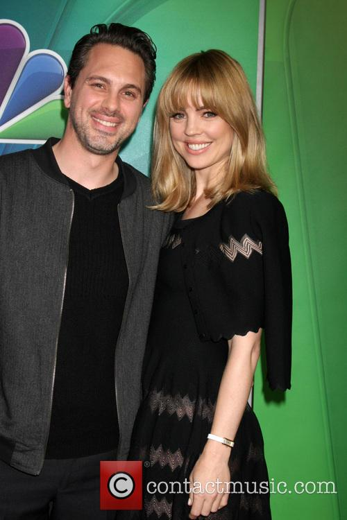 Jonathan Sadoski and Melissa George 6
