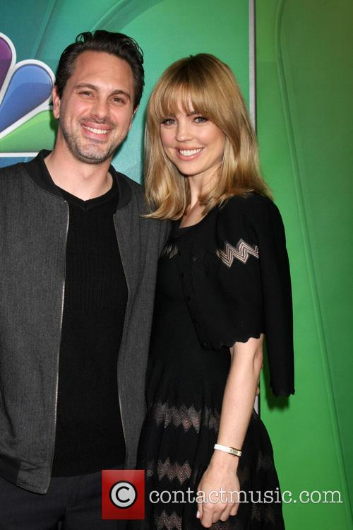 Jonathan Sadoski and Melissa George 7