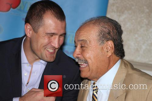 Sergey Kovalev and Francisco Valcarcel 10