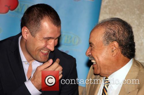 Sergey Kovalev and Francisco Valcarcel 11