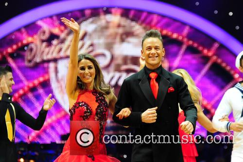 Rachel Stevens and Kevin Clifton 5