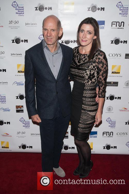 Adrian Newey and Amanda Smerczak 4