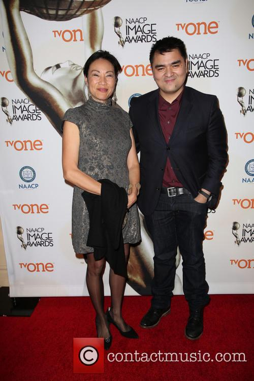 Janet Yang and Jose Antonio Vargas