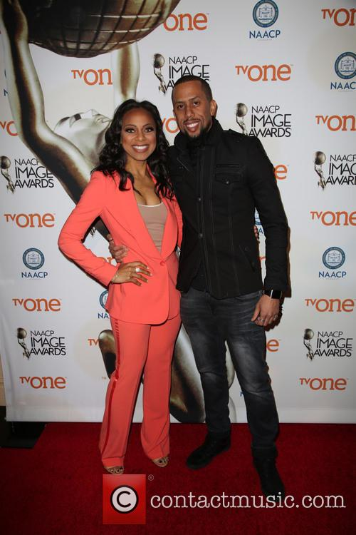 Nischelle Turner and Affion Crockett 2