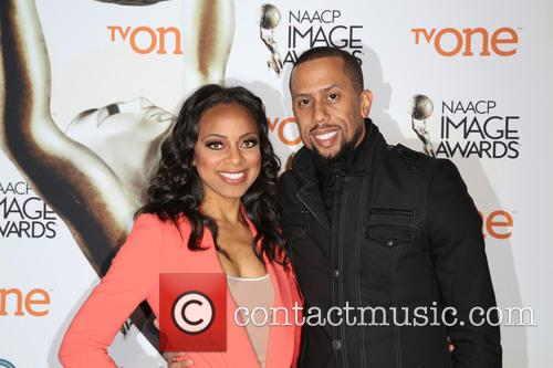 Nischelle Turner and Affion Crockett 4