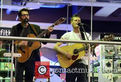 Hudson Taylor perform songs from their new album...