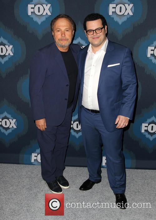 Billy Crystal and Josh Gad 4
