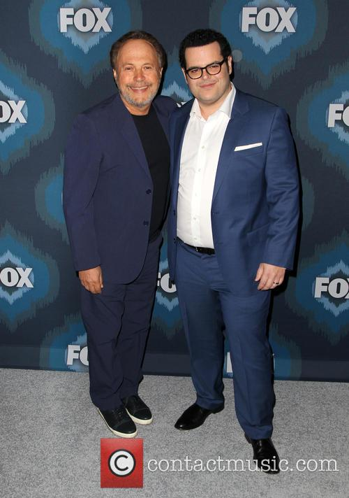 Billy Crystal and Josh Gad 5