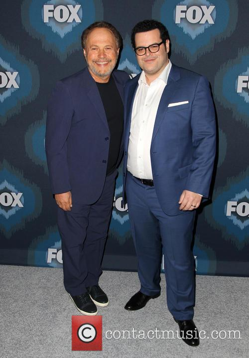 Billy Crystal and Josh Gad 6