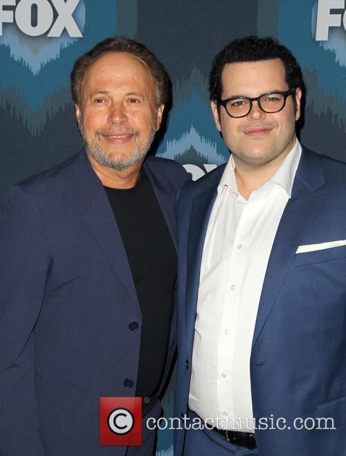 Billy Crystal and Josh Gad 7