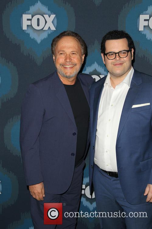 Billy Crystal and Josh Gad 8