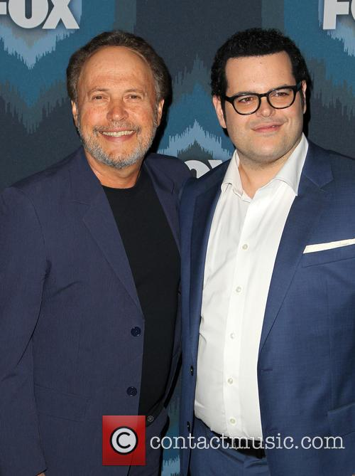 Billy Crystal and Josh Gad 1
