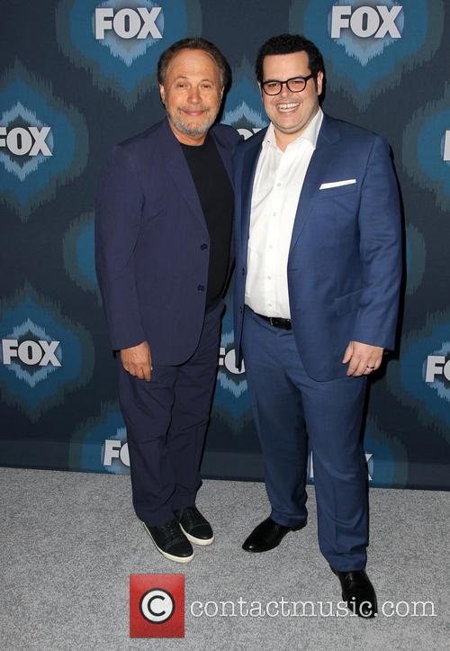 Billy Crystal and Josh Gad 10