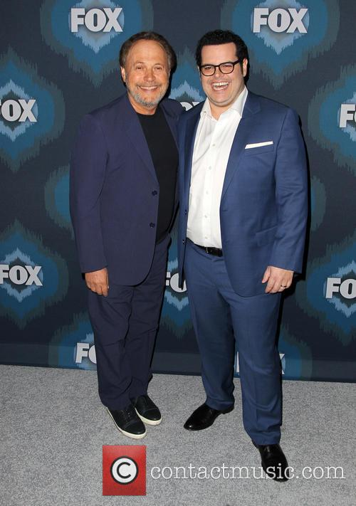 Billy Crystal and Josh Gad 11