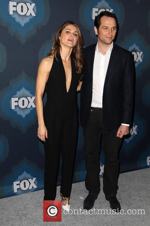 Keri Russell and Matthew Rhys 3