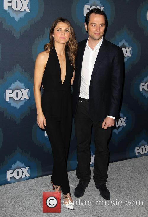 Keri Russell and Matthew Rhys 4
