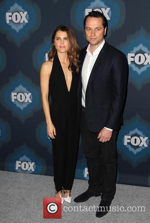 Keri Russell and Matthew Rhys 8