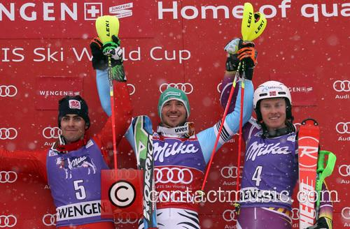 Alpine, Felix Neureuther, Stefano Gross and Henrik Kristoffersen 4