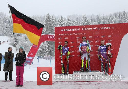 Alpine, Felix Neureuther, Stefano Gross and Henrik Kristoffersen 5