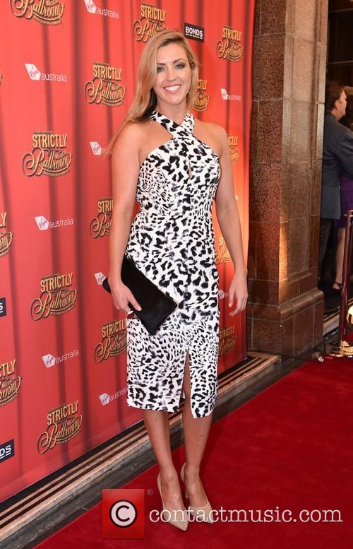 Premiere of 'Strictly Ballroom The Musical' - Arrivals