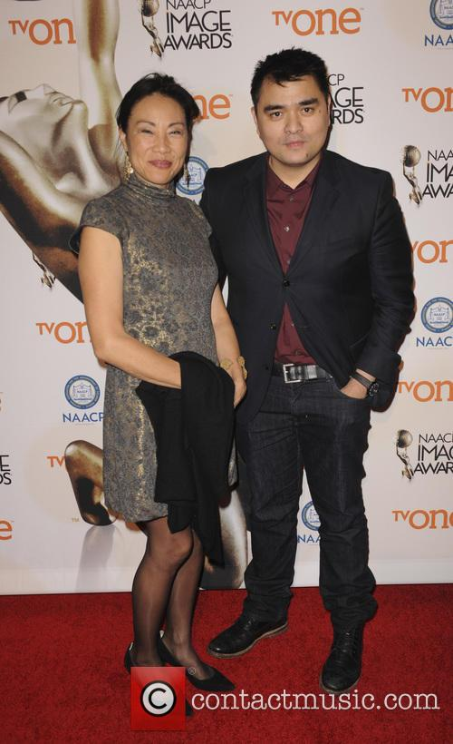 Jose Antonio Vargas and Janet Yang 2