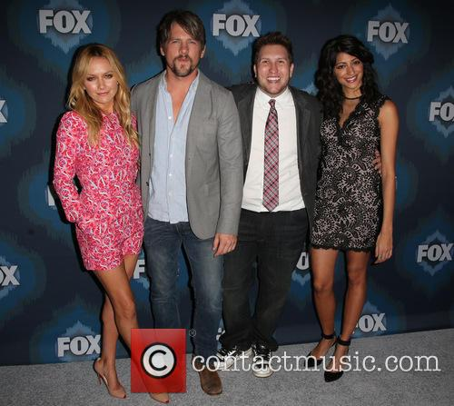 Becki Newton, Zachary Knighton, Nate Torrence and Meera Rohit Kumbhani 4