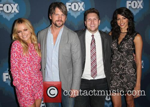 Becki Newton, Zachary Knighton, Nate Torrence and Meera Rohit Kumbhani 7