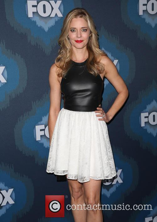 Christina Moore 2015 Fox Winter Television Critics