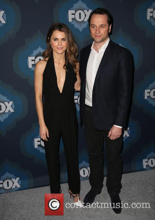 Keri Russell and Matthew Rhys 6