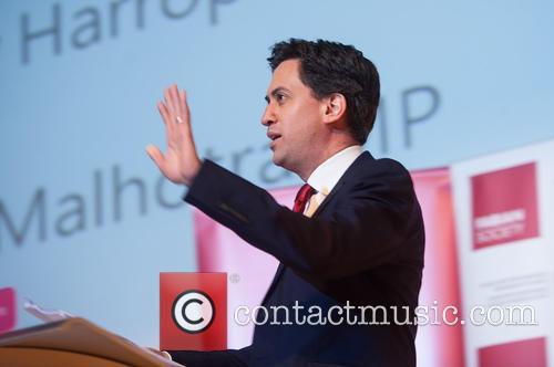 Fabian and Ed Miliband 2