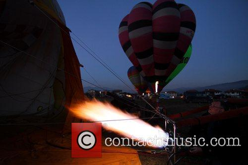 Balloon and Bulgaria 3