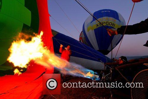 Balloon and Bulgaria 1