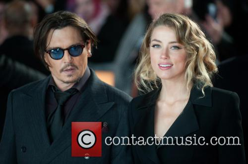 Amber Heard and Johnny Depp 1
