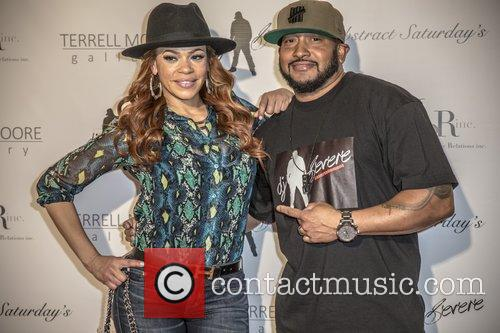 Faith Evans and Dj Severe 10