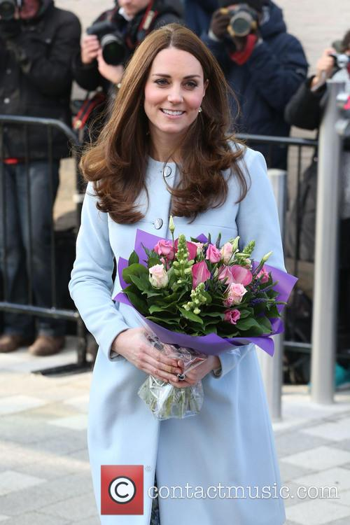 Catherine and Duchess Of Cambridge 1