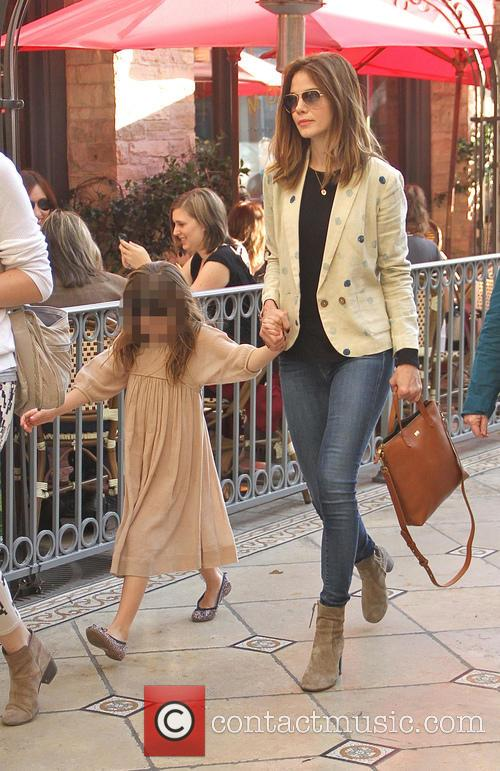 Michelle Monaghan and Willow Katherine White 5