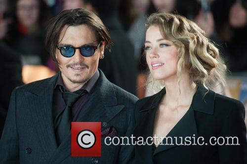Amber Heard and Johnny Depp 1