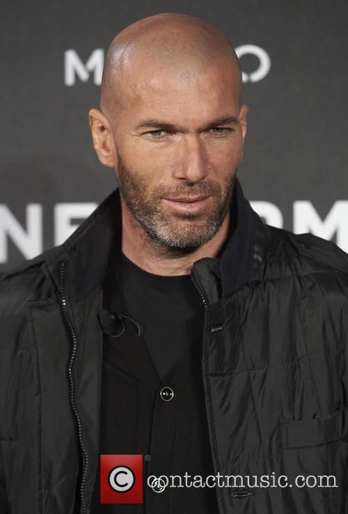 Zinedine Zidane 4