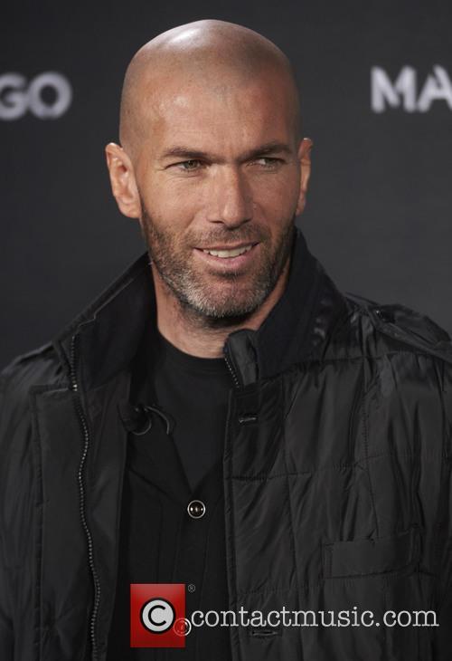 Zinedine Zidane 5