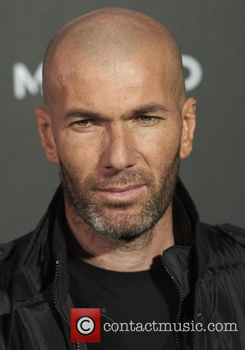 Zinedine Zidane 8
