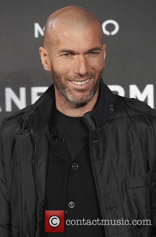 Zinedine Zidane 10