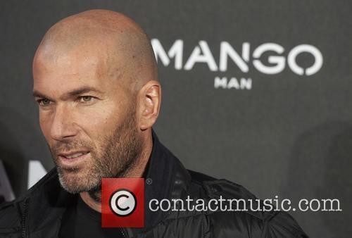 Zinedine Zidane 11