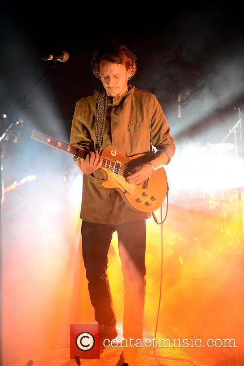 Ben Howard performing live in concert