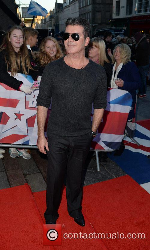 Britain's Got Talent Edinburgh Auditions - Arrivals